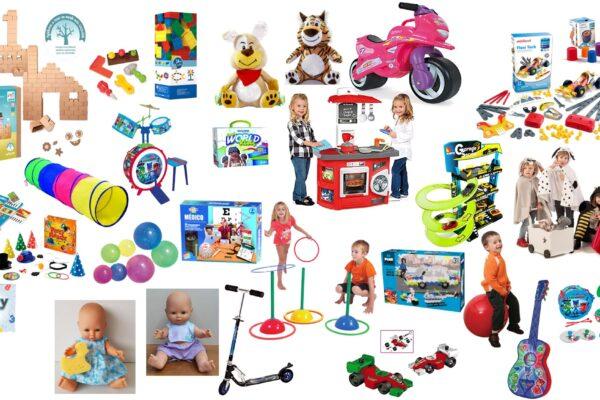 """Más de 141.000 niños recibirán juguetes gracias a """"Un juguete, una ilusión"""""""